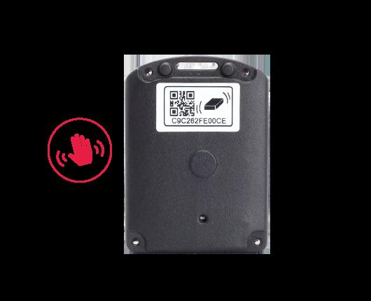 加速度センサー(model:iBS01G/RG)
